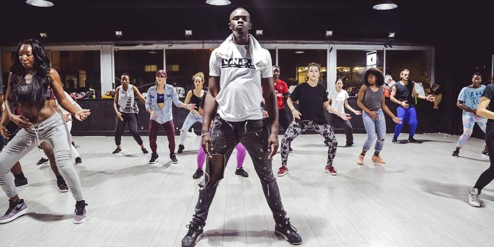 Nov. 7 & 17: Yaps Jolito, AfroYaps Master Dancer