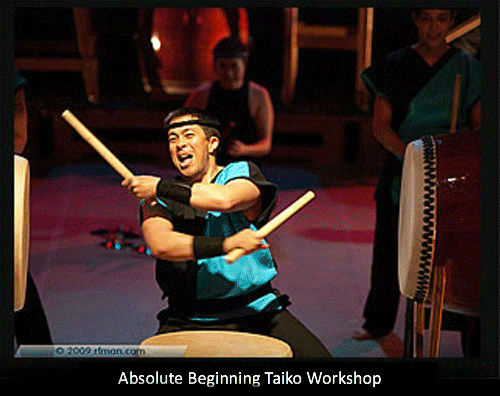 JAN 6 – FEB 10: BEG TAIKO