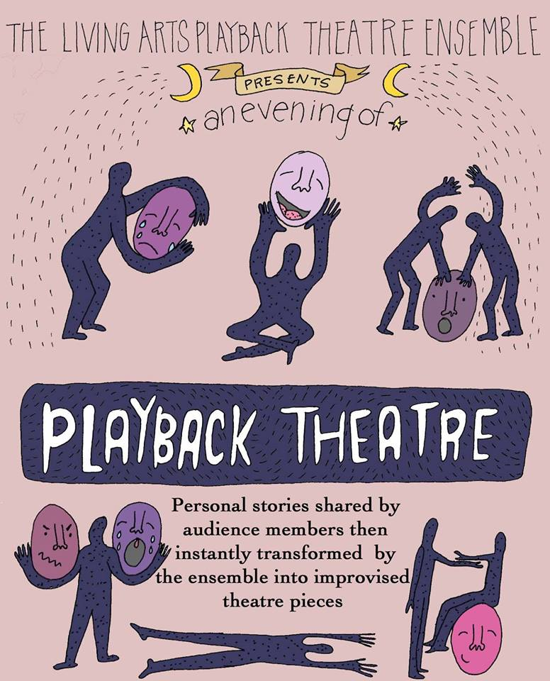 March 30: An Evening of Playback Theatre