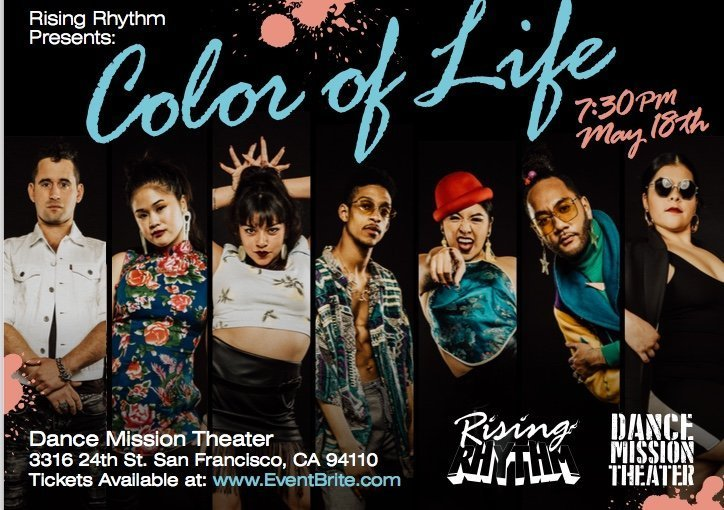 May 18: Color of Life