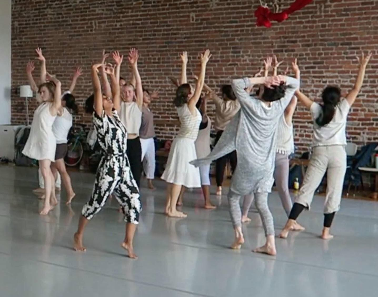 June 5-July 17: Contemporary Performance Workshop