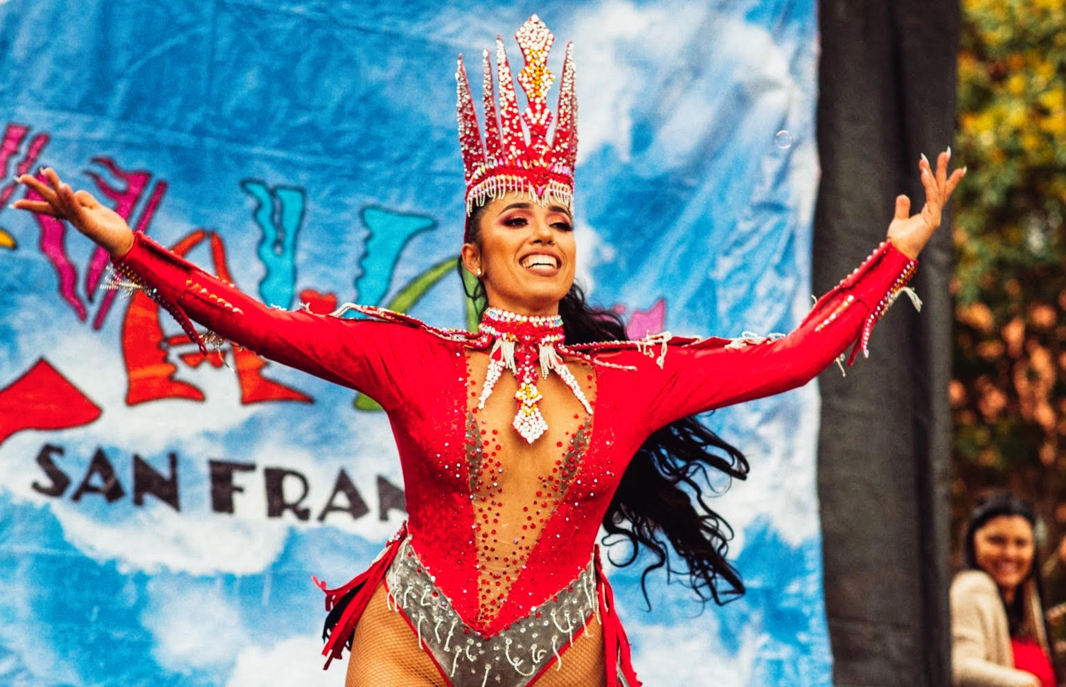 New class! Samba/Afro-Brazilian with Mayela Carrasco