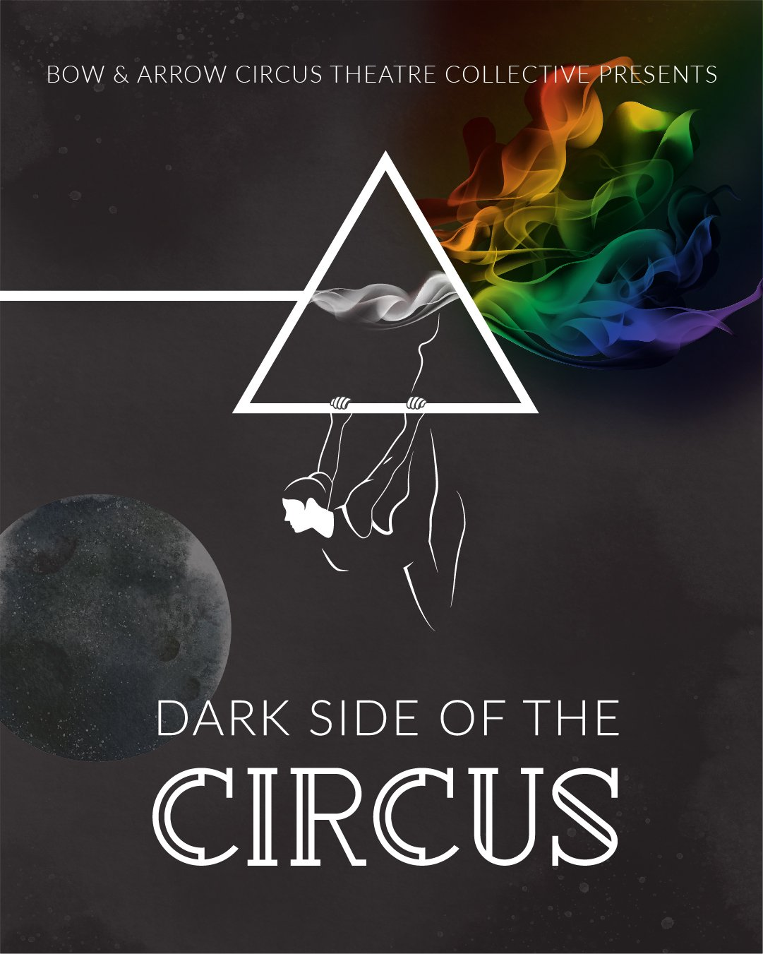 April 3-5: The Dark Side of the Circus – POSTPONED