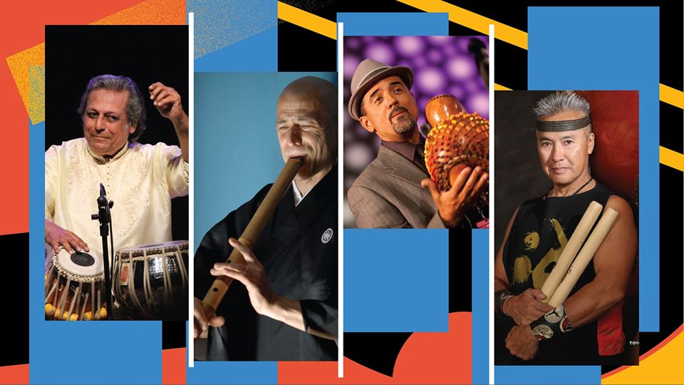 April 24-26: SF World Percussion Arts Festival 2020 – CANCELED
